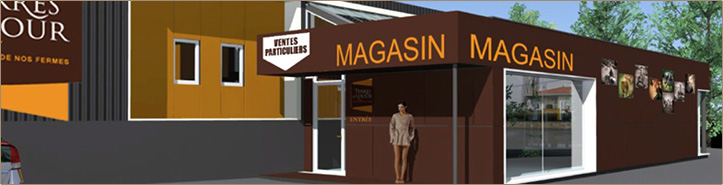 Terre d'Adour Magasin