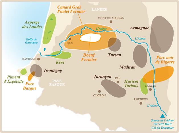 Le pays adour terres d 39 adour for Les forges d adour
